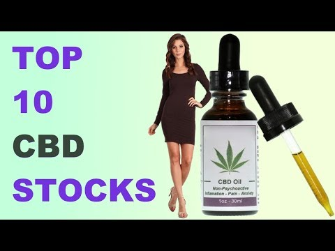 Cbd Oil Stocks To Buy