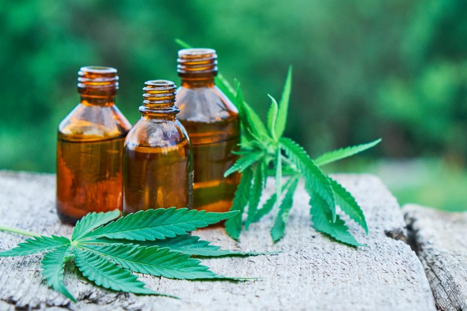 How Much Thc Is In Cbd Oil From Marijuana
