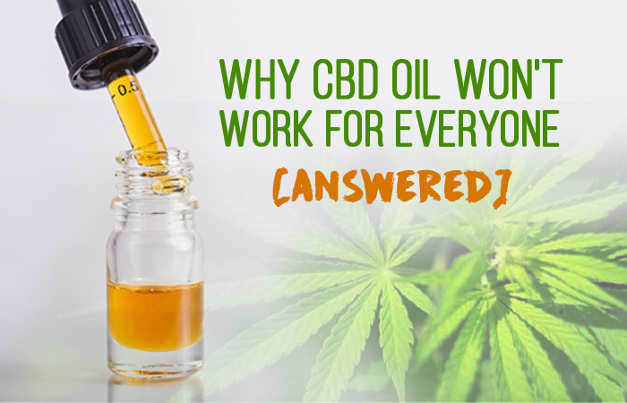 How To Know If Cbd Oil Is Working