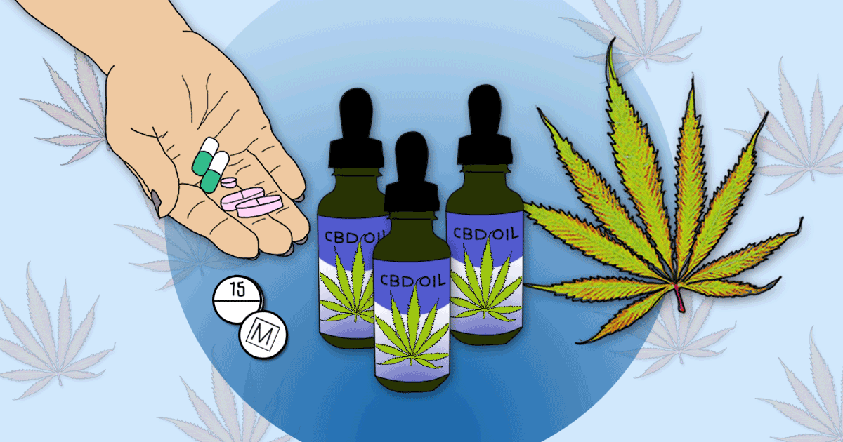 How To Use Cbd Oil To Replace Opiates
