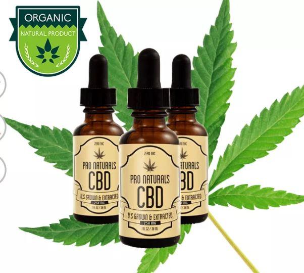 Pro Naturals Cbd Oil