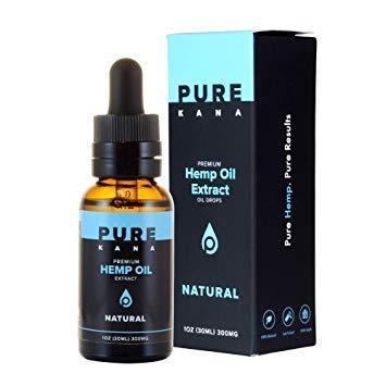 Pure Kana Natural Cbd Oil Amazon
