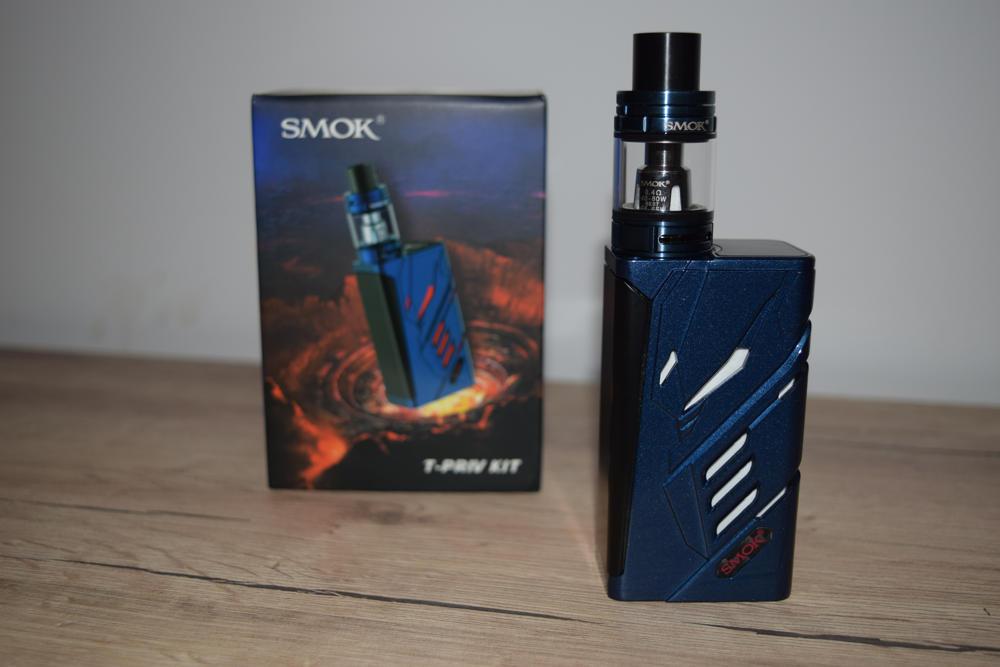 Smok T Priv Problems