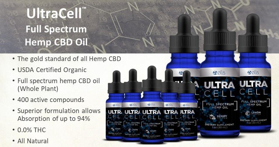 Ultracell Cbd Oil Reviews