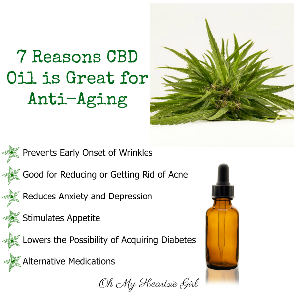 What Cbd Oil Is Good For Aging