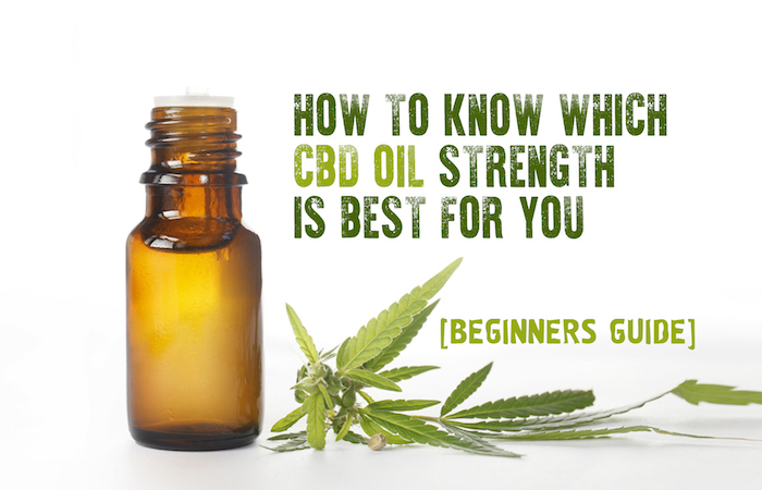What Does The Strength Of Cbd Oil Mean