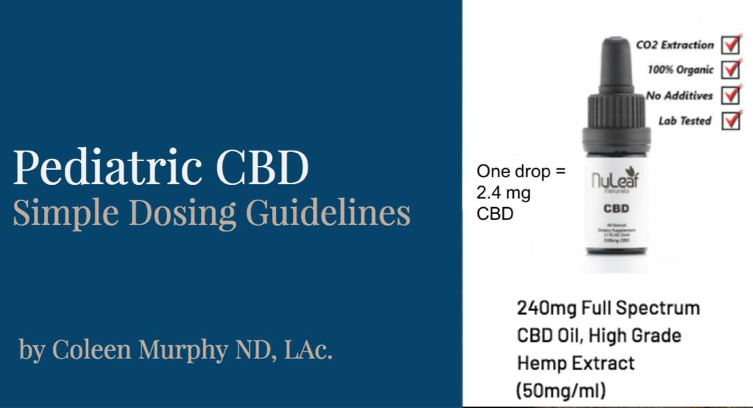 Cbd Oil For Adhd Child Dosage