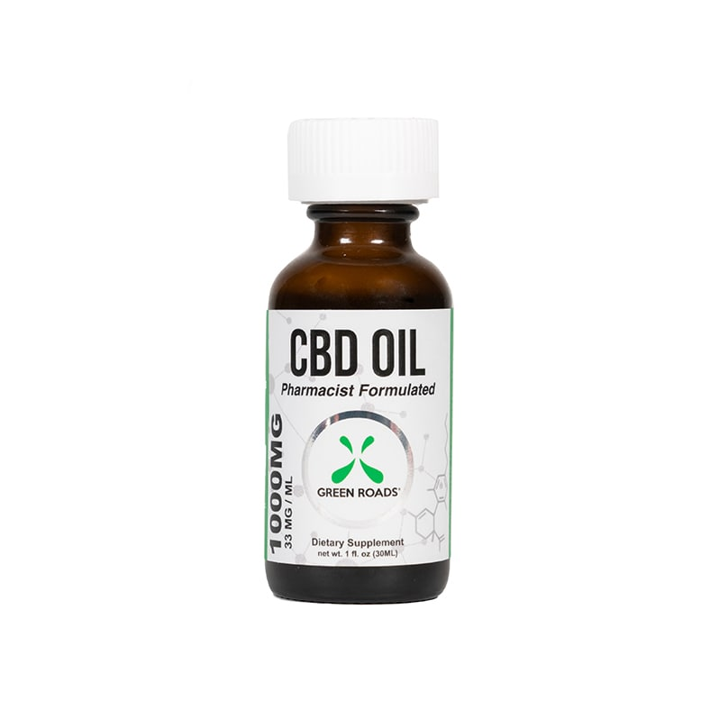 Green Roads Cbd Oil 1000mg Review