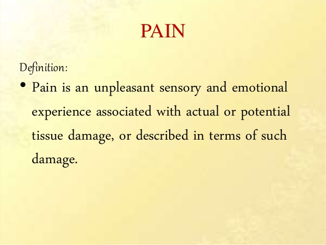 Painful Definition